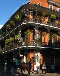 NOLA SAYS HELLO: NOTES FROM THE CRESCENT CITY