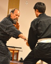 USE MARTIAL ARTS TO SHAPE THE MIND AND BODY