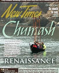 CHUMASH RENAISSANCE