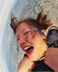 THROUGH THE CLOUDS: TAKING THE LEAP WITH SKYDIVE PISMO BEACH