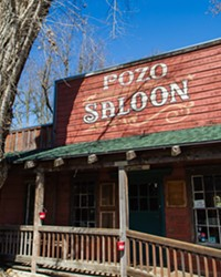 The historic Pozo Saloon returns