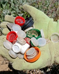 TRASH CAPS ECOSLO needs help continuing its Beach Keepers program into 2019. Contact the nonprofit at (805) 544-1777 to sponsor a cleanup day.