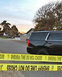 SECOND TIME The SLO County Sheriff's Office is investigating the second homicide in Oceano thus far in 2019.