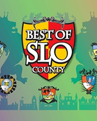 Best of SLO County 2019 Readers Poll Results Virtual Publication