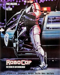 A CLASSIC RoboCop is one of the coolest films of the '80s, brimming with sharp satire and a layer of nuance left out of the action films of today.