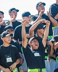NEW HURDLES The 22-week program came to a close on Dec. 20, graduation day, but the real challenge starts post-Grizzly Youth Academy.