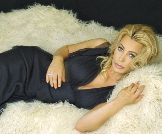 DANCING QUEEN :  Dance song hit maker Taylor Dayne headlines the free SLO Pride Festival on July 10 in Mission Plaza. - PHOTO COURTESY OF TAYLOR DAYNE
