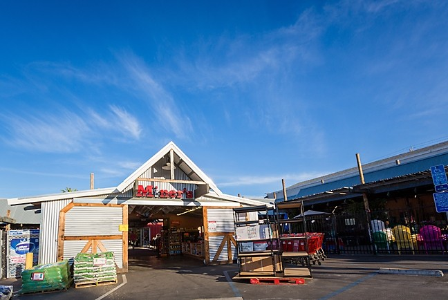 """ICE COLD:  Miners Ace Hardware in SLO is the """"coolest"""" Ace in the nation according to corporate honchos. Iced tea with your popcorn, anyone? - PHOTO BY KAORI FUNAHASHI"""