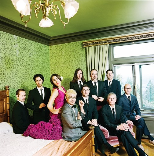 LIGHT UP YOUR LIFE!:  Pink Martini and lead singer China Forbes performs on Dec. 4 at the PAC. - PHOTO COURTESY OF PINK MARTINI