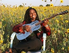 FEELS LIKE HOME :  Downtown Brew will host extraordinary Americana blues and soul performer Ruthie Foster on May 20. - PHOTO COURTESY OF RUTHIE FOSTER