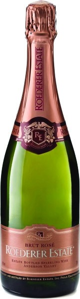 ROEDERER ESTATE BRUT ROSE :