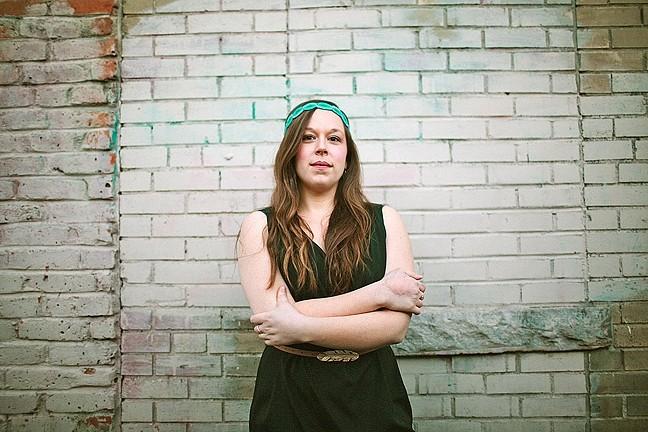 GOOD FOLK :  Nashville-based singer-songwriter Annalise Emerick returns to Songwriters at Play on July 23 at Shell Café. - PHOTO COURTESY OF ANNALISE EMERICK