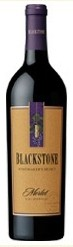 BLACKSTONE 2008 MERLOT CALIFORNIA WINEMAKER'S SELECT: