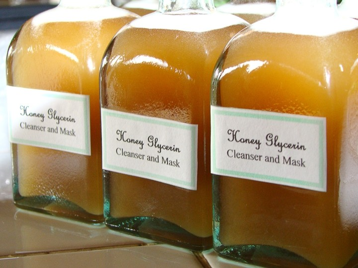 GWENDOLYNFOREVER :  Honey and glycerin cleanser and mask, $10 - PHOTO COURTESY OF GWENDOLYNFOREVER