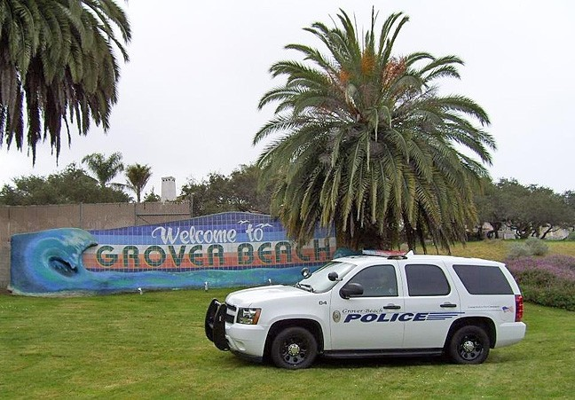 NOW HIRING:  The Grover Beach Police Department has stepped up recruitment efforts to fill several vacancies for sworn police officers. - PHOTO COURTESY OF GROVER BEACH PD