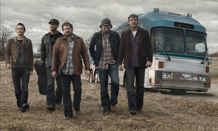 SH*TKICKERS :  Hot country act the Randy Rogers Band returns to SLO Brew on Jan. 19. - PHOTO COURTESY OF RANDY ROGERS BAND
