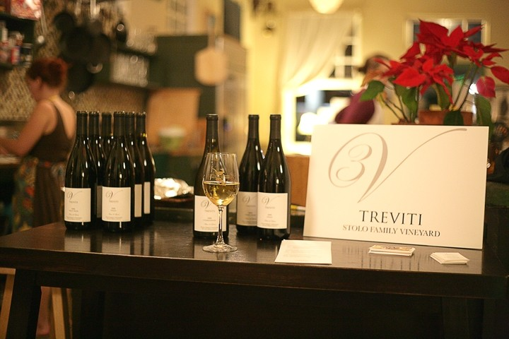 BUY SOME WINE! :  The ultra small Cambria-based label Treviti is only available online—treviti.com—though the winery will have a tasting room open in 2012. - PHOTO BY GLEN STARKEY