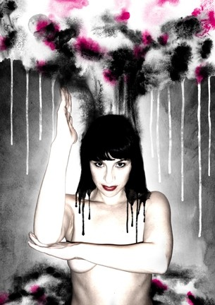 ELECTRONICA QUEEN :  Hanin Elias was a founding member of Atari Teenage Riot, a Berlin based punk/electronica act. She performs at Z Club on Jan. 2. - PHOTO BY STEFAN FAEHLER