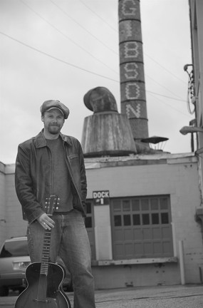 A MATCH MADE IN HEAVEN :  The oldest bar in the county, San Miguel's Elkhorn, is about to get its most well-matched entertainer in Matt Sayles, a Mid-Western born and bred folk artist whose confident picking, narratives tales of love and loss, and dusty voice will transport the storied bar to its days of yore; on June 26. - PHOTO COURTESY OF MATT SAYLES