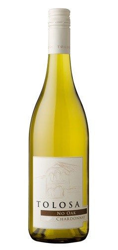 TOLOSA 2012 NO OAK CHARDONNAY CENTRAL COAST :