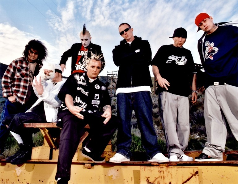 LET'S GO GET STONED? :  Kottonmouth Kings headline Pozo Saloon's 420 celebration on April 17. - PHOTO COURTESY OF KOTTONMOUTH KINGS