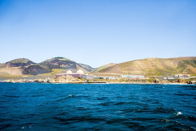 MAKING WAVES?:  Despite its 85-foot elevation above sea level, an NRC report more than a decade old could reach different conclusions about the potential tsunami threat at Diablo Canyon—but that report remains outside the public view. - PHOTO BY HENRY BRUINGTON