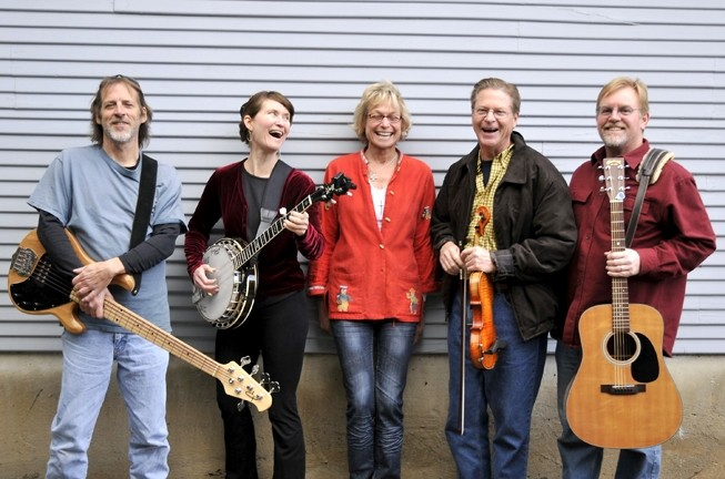 BLUEGRASS HOE DOWN :  The Gather Wine Bar hosts Appellation Bluegrass Band on March 19. - PHOTO COURTESY OF THE APPELLATION BLUEGRASS BAND