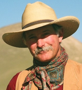 COWBOY UP! :  Western singer-songwriter Dave Stamey (pictured) will be joined by Mary McCaslin and cowboy poet Gary Robertson at Stacked Stone Cellars on July 19. - PHOTO COURTESY OF DAVE STAMEY