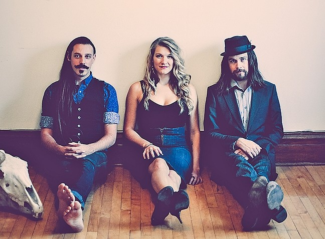 ROOTSY:  Red Moon Road plays the next Música Del Río House Concert on Nov. 13, bringing their roots/folk sounds. - PHOTO COURTESY OF RED MOON ROAD
