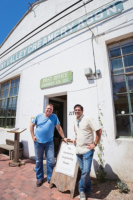 Harmony to get back dairy roots with creamery, restaurant ...