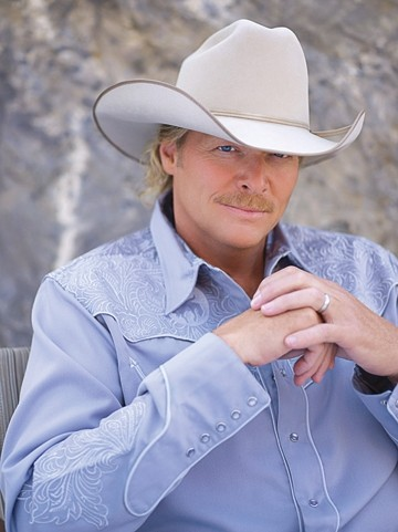 COUNTRY ICON :  For the past 20 or so years, Alan Jackson has been one of the biggest names in country music, displaying a consistency and excellence nearly unmatched. See him July 27 at the Mid-State Fair. - PHOTO COURTESY OF ALAN JACKSON