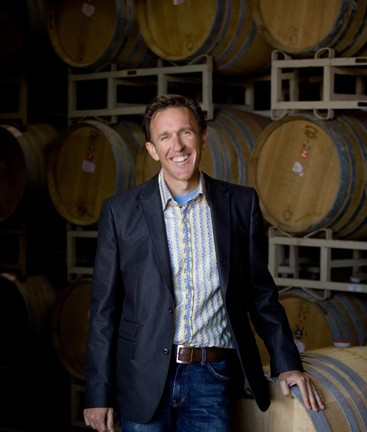 IN LOVE WITH PINOT :  Brian Talley of Talley Vineyards has been producing pinot noir for more than 25 years. - PHOTOS COURTESY OF TALLEY VINEYARDS