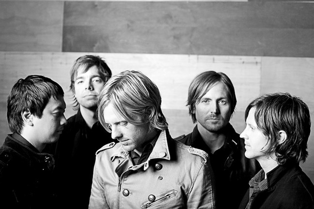 ROCK GODS :  Radio darlings Switchfoot play the Avila Golf Resort on Oct. 29. - PHOTO COURTESY OF SWITCHFOOT