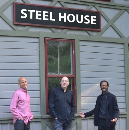 INSTRUMENTAL:  Steel House, featuring three top-notch jazz players, comes to Unity Concert Hall on Dec. 6. - PHOTO COURTESY OF STEEL HOUSE
