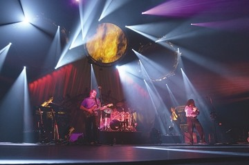 ALMOST FLOYD :  Awesome tribute act, The Pink Floyd Experience, performs March 12 in the Cohan Center. - PHOTO COURTESY OF CAL POLY ARTS
