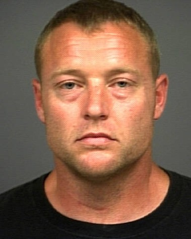 WHAT HAPPENED? :  Thomas Sandercock, Jr., was given a mental screening and later released without charges after an alleged assault at family members' home in April. He is now being held on attempted murder charges in the Memorial Day stabbing of a 90-year-old Arroyo Grande man. - PHOTO COURTESY OF SLO SHERIFF DEPTARTMENT