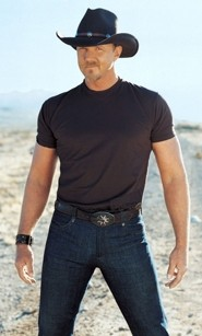 COUNTRY STRONG :  Trace Adkins headlines the fourth annual Pozo Stampede, a daylong country music festival on April 27 at Pozo Saloon. - PHOTO COURTESY OF TRACE ADKINS