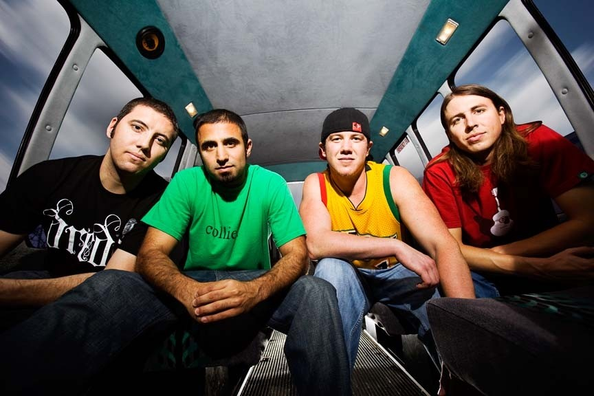 TALKIN' 'BOUT A REBELUTION :  Santa Barbara-based reggae act Rebelution is one of several bands playing Pozo Saloon on Sept. 26. - PHOTO COURTESY OF REBELUTION