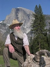 YOSEMITE LOVER :  Lee Stetson brings John Muir to life—the beard certainly helps the resemblance—in The Tramp and the Statesmen. - PHOTO COURTESY OF LEE STETSON