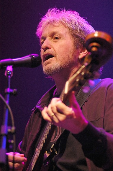 THE VOICE OF YES :  Central Coast resident and rock legend Jon Anderson appears on Dec. 8 in Cal Poly's Alex and Faye Spanos Theatre. - PHOTO COURTESY OF CAL POLY ARTS