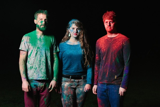TRIPPERS:  Seattle-based indie band The Horde and the Harem play the Frog and Peach on May 6. - PHOTO COURTESY OF THE HORDE AND THE HAREM