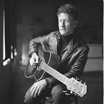 JULIA WHO? :  The former Mr. Roberts returns to the Performing Arts Center as Lyle Lovett and His Large Band on Aug. 8. - PHOTO COURTESY OF LYLE LOVETT