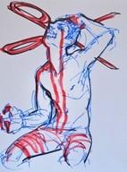 SCISSORS: - ARTWORK BY DANE SMITH