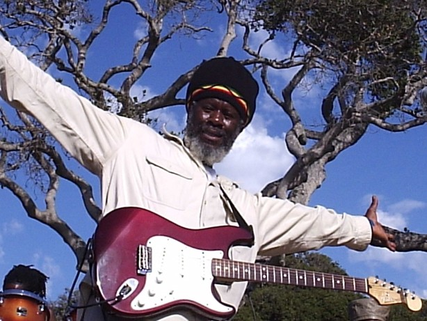 NODS TO BOB :  To keep the Bob Marley birthday celebration going all weekend, Ras Danny, who like Bob was part of the Jamaican Trenchtown scene, will play Mr. Rick's on Feb. 7. - PHOTO COURTESY OF RAS DANNY