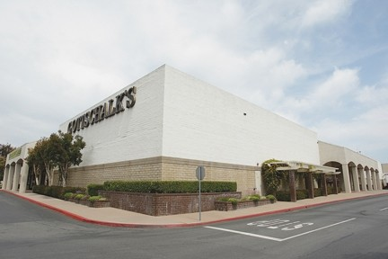 THE FUTURE? :  Gottschalks' bankruptcy could mean an easy in for Wal-Mart to come to SLO. - PHOTO BY STEVE E. MILLER