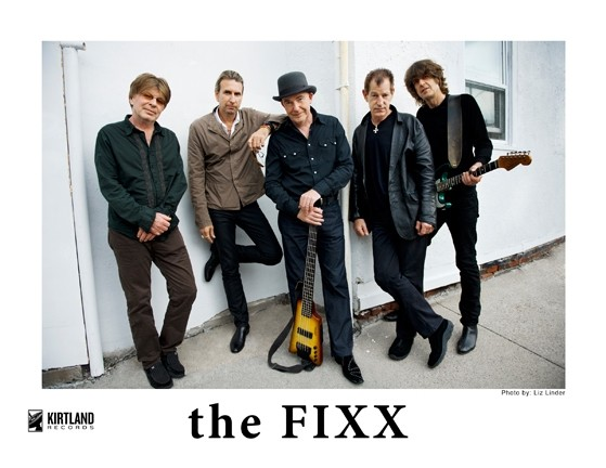 BEYOND THE '80S :  British new wave pop rockers The Fixx begin a national tour at SLO Brew on Dec. 28. - PHOTO COURTESY OF THE FIXX