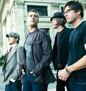 YOU CAN'T KEEP A GOOD BAND DOWN :  Reformed after a five-year hiatus, Matchbox Twenty returns with a new album, Exile on Mainstream. See them July 29 at the Mid-State Fair. - PHOTO COURTESY OF MATCHBOX TWENTY
