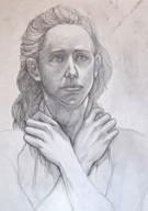 PORTRAIT OF KATE: - ARTWORK BY DANE SMITH