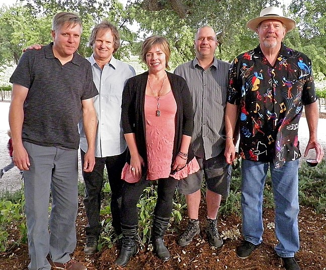 BOOGIE TIME:  Back Bay Betty plays the Barefoot Concerts on the Green at Sea Pines Golf Resort on July 25. - PHOTO COURTESY OF BACK BAY BETTY