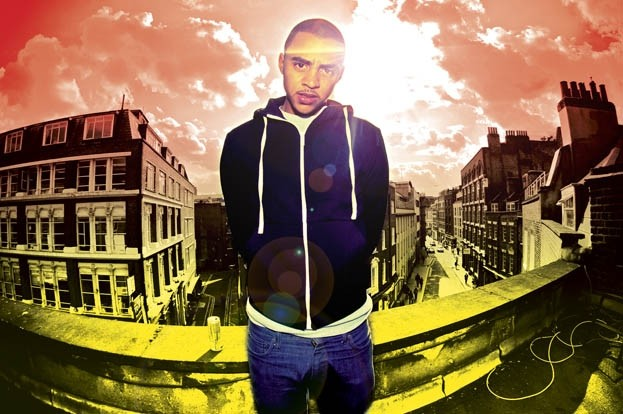 STRAIGHT OUTTA LONDON:  London-based producer-musician Swindle brings his pumped-up dance and hip-hop tracks to SLO Brew on Nov. 29. - PHOTO COURTESY OF SWINDLE